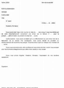 Modele De Lettre De Relance : modele facture lettre document online ~ Gottalentnigeria.com Avis de Voitures