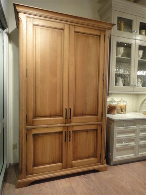 Free Standing Pantry Cabinet by Kitchen Pantry Free Standing Kitchen Ideas