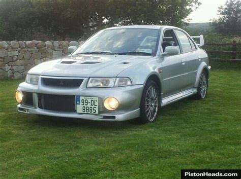 Mitsubishi Evo 2013 For Sale by Used Mitsubishi Evo 6 For Sale What Car Ref Donegal