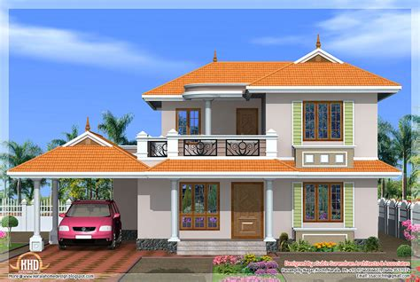 bedroom kerala model house design home sweet house plans
