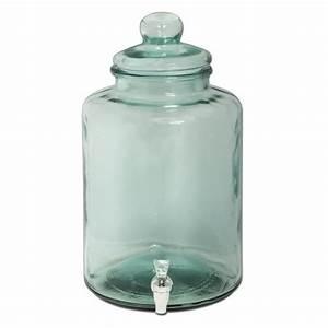Robinet Design Pas Cher : bonbonne en verre avec robinet 12 5 l achat vente ~ Edinachiropracticcenter.com Idées de Décoration