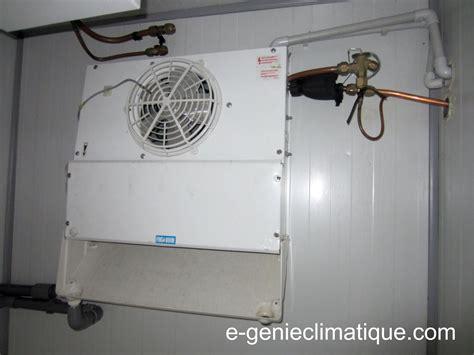ventilateur chambre froide froid01 le circuit frigorifique de base dans une chambre