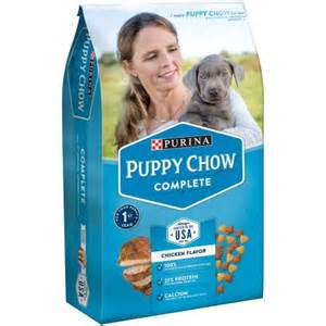 purina complete cat food purina puppy chow complete puppy food 4 4 lb bag