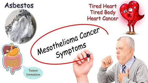 mesothelioma cancer symptoms moonlightforallcom