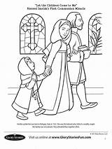 Coloring Mass Nun sketch template