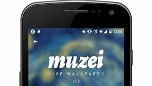Muzei 2.0 wird die ultimative App für Live Wallpaper ...
