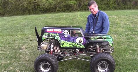 monster jam 2014 trucks the coolest 1 4 scale monster truck ever complete with