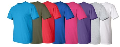 solid color t shirts the 5 most popular promotional products