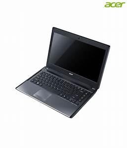 Acer Aspire 4752 Win 7 Hb  Black