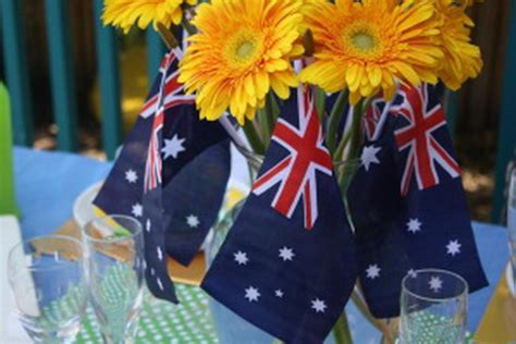 australia day decorations ideas family holiday net guide to family holidays on the internet