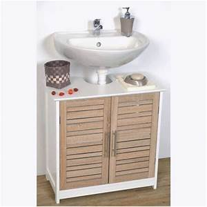 Colonne D Angle Salle De Bain : petit meuble d angle sous lavabo colonne salle de bain blanc salle de bain italienne lapeyre ~ Teatrodelosmanantiales.com Idées de Décoration