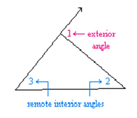 remote interior angles geometry flashcards flashcards by proprofs