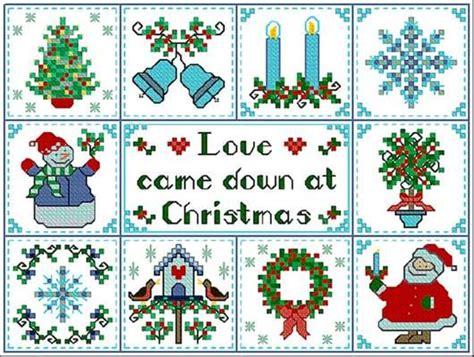 christmas cross stitch patterns   cross stitch