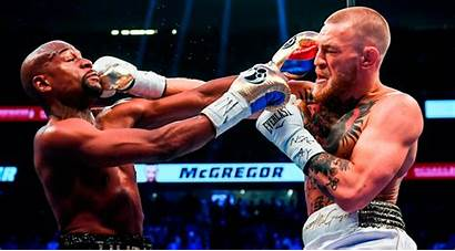 Mayweather Conor Floyd Mcgregor Fight Mccarthy Position