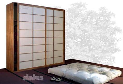 armadio giapponese armadio in faggio di cinius legno massello e ante