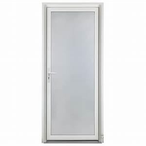 porte d39entree pvc safran pasquet menuiseries With porte d entree exterieure