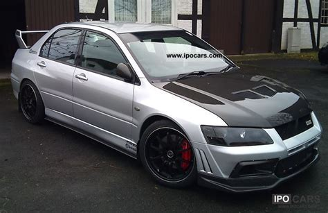 mitsubishi evolution 2002 2002 mitsubishi lancer evo vii car photo and specs