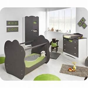 Chambre Bebe Evolutive Complete : chambre complete bebe ~ Teatrodelosmanantiales.com Idées de Décoration