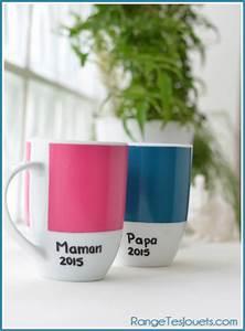 Mug Fete Des Meres : un mug inspiration pantone pour la f te des m res diy range tes jouets ~ Teatrodelosmanantiales.com Idées de Décoration