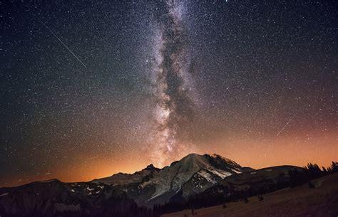 Milky Way Galaxy Photo One Big
