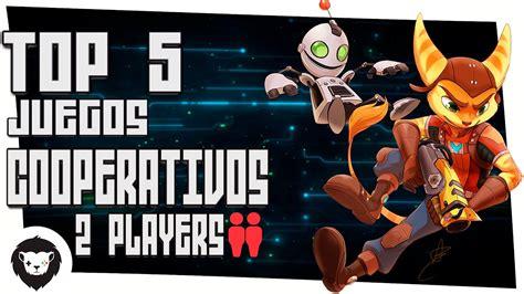 ¡échale un vistazo a estos juegos para dos jugadores que le permite a los dos jugadores unirse en el mismo juego! TOP 5:Juegos 👫Cooperativo De 2 Jugadores Local Offline POCOS MEDIOS Y ALTOS REQUISITOS + LINK│#1 ...