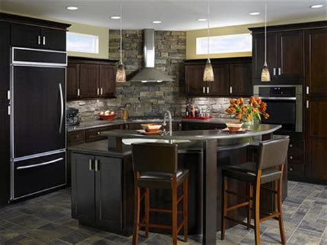 kitchen cabinets espresso finish jdssupply arborcrest by armstrong cabinets 6042