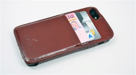iphone wallet mapi tion iphone 5 leather wallet review