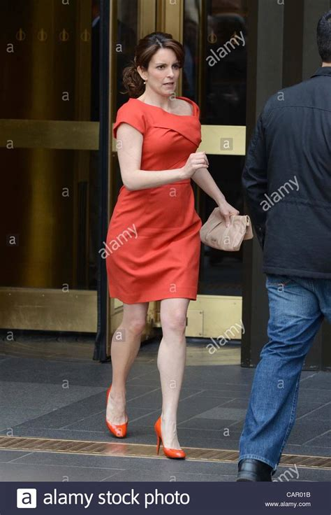 tina fey royalty tina fey on location film shoot for 30 rock filiming on