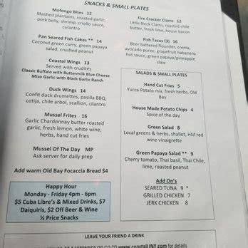 Coastal Kitchen & Daiquiri Bar  129 Photos & 54 Reviews