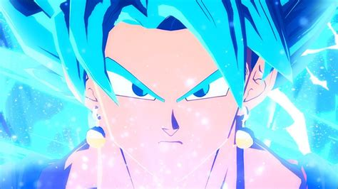 Super Saiyan Blue Vegito! Mods
