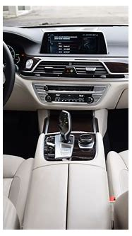 BMW 7-Series: Judging for 2016 Wards 10 Best Interiors ...