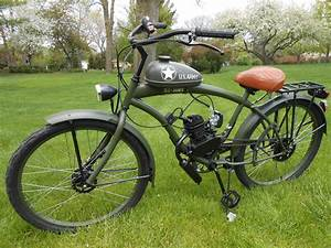 Army Motorized Bicycle 2016