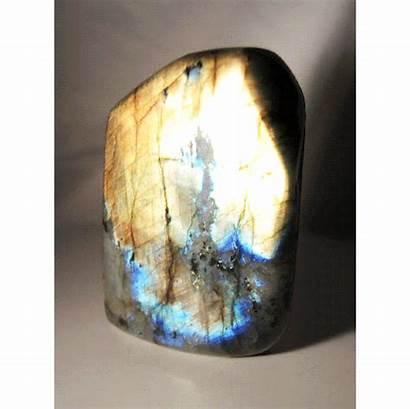 Labradorite Freeform Gem Stones Madagascar Polished
