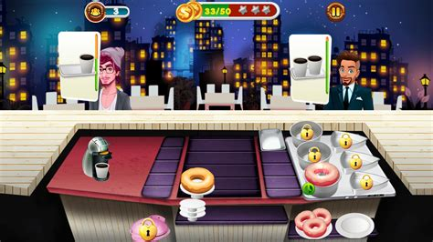 cuisine simulation cooking food restaurant burger fever android