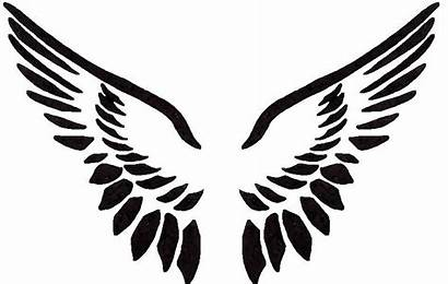 Wings Angel Clipart Clipartpanda Wing Angels Simple