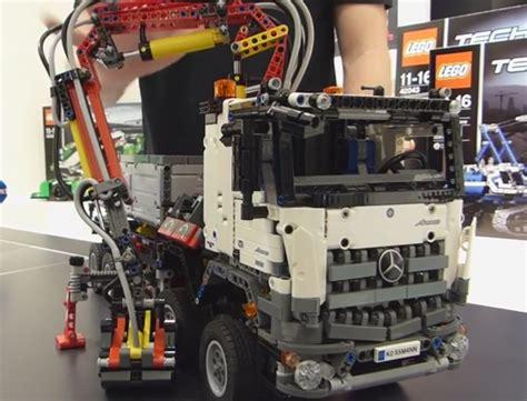 lego 42043 technic mercedes arocs 3245 42043 mercedes arocs 3245 lego technic mindstorms model team eurobricks forums