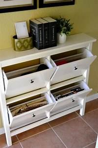 Meuble Rangement Chaussures Ikea : 17 meilleures id es propos de meuble chaussure ikea sur pinterest ~ Teatrodelosmanantiales.com Idées de Décoration
