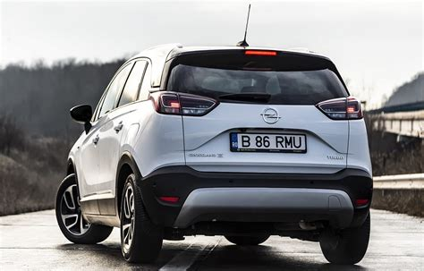 Opel Ro by Test Autovit Ro Opel Crossland X 1 2 Turbo 110 Cp