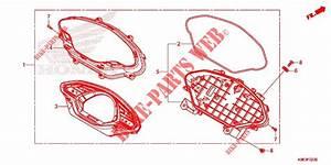 Headlight Speedometer  2  For Honda Pcx 125 2018   Honda