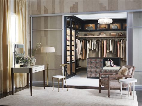 make your closet look like a high end store