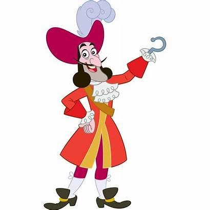 Hook Jake Pirates Captain Neverland Pirate Wall