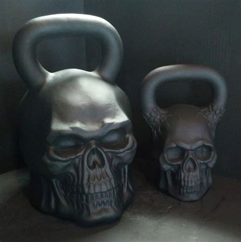 kettlebell skull lb kg comparison ironskull ms1 fitness enlarge ironcompany