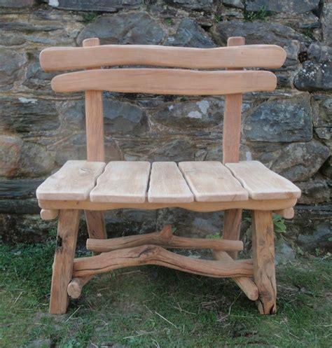 wooden benches outdoor rustic garden benches rustic