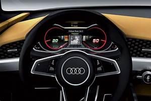 Audi Q2 Interieur : paris 2012 audi crosslane concept le futur du q2 ~ Medecine-chirurgie-esthetiques.com Avis de Voitures