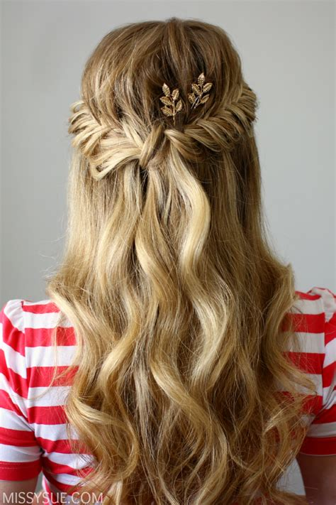 fishtail french braids locks  love hair