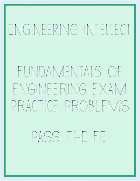 eit practice exam fe eit fundamentals of engineering test help for civil