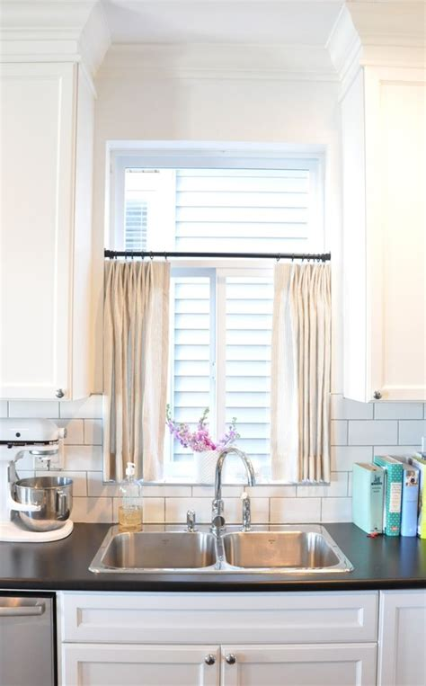 curtains for kitchen window above sink love cafe curtains over a sink kitchen pinterest at