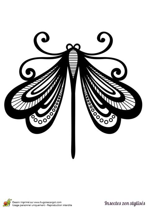 recette de cuisine ce1 dessin à colorier d 39 une libellule stylisée
