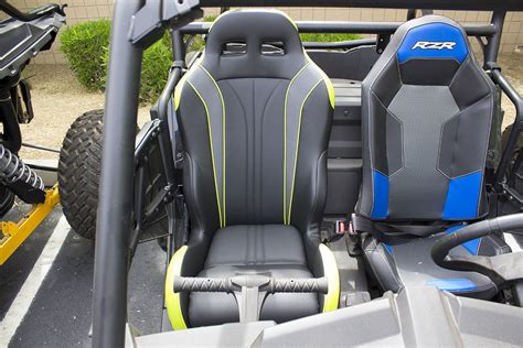 Twisted Stitch Fox Edition / Black Pearl Vortex Seats In