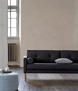 Beige Anthrazit Und Himmelblau Im Wohnzimmer Bild 2